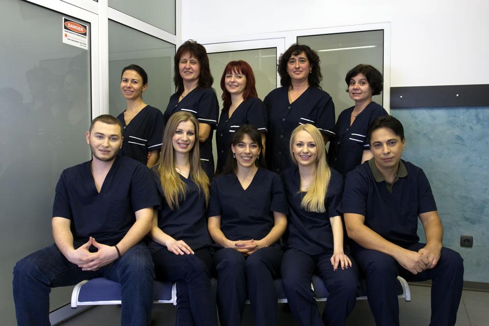 Зъболекари и Стоматолози Алфадент - София